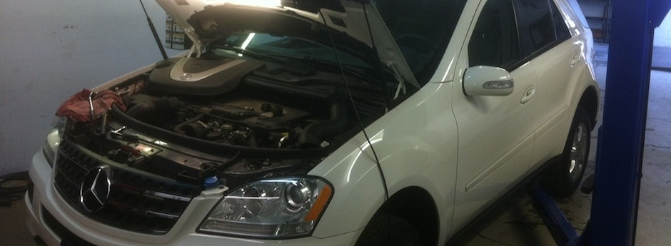 Covey's Auto and Repair Service's Certified Mercedes Service
