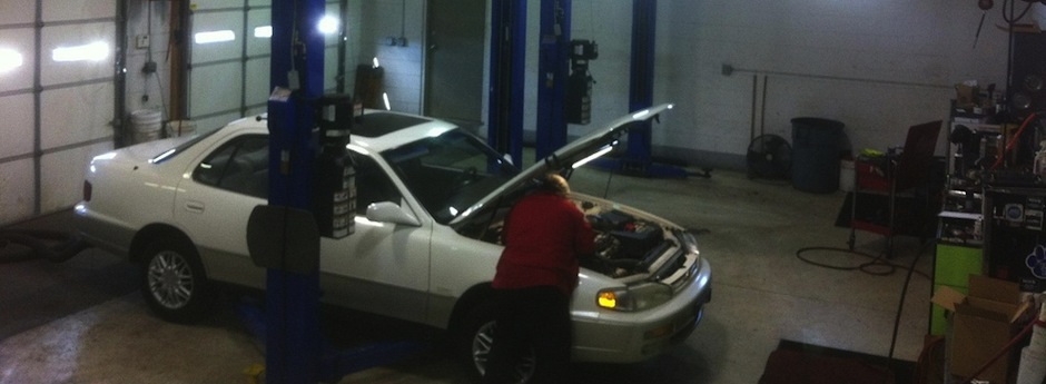 Covey's Auto and Repair Service's Certified Toyota Service