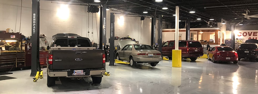 Coveys Auto Repair Certified Toyota Service