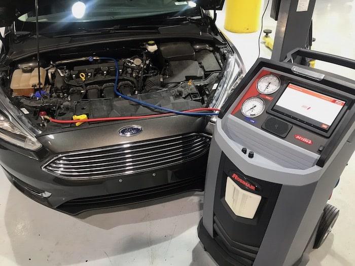 1234yf System Service Coveys Auto